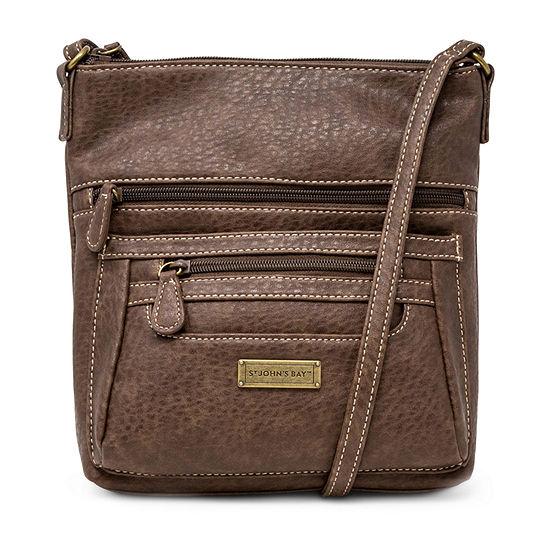 St. John's Bay Hudson Crossbody Bag