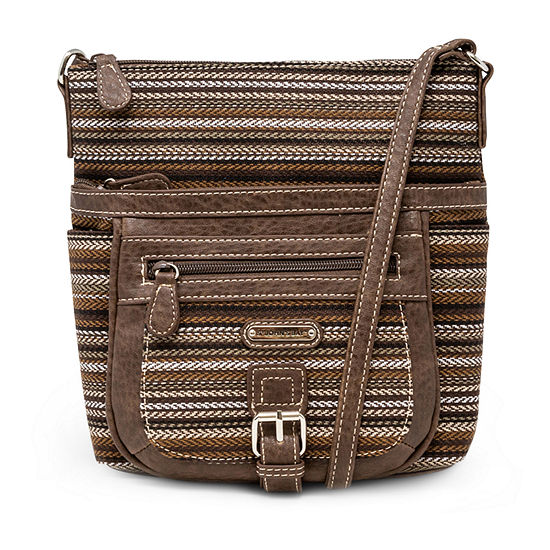 St. John's Bay Flare Crossbody Bag