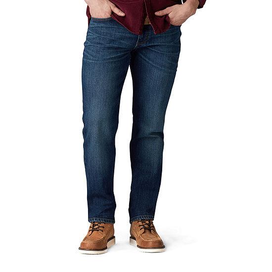 Lee® Premium Flex Icon Men's Straight Fit Stretch Jeans