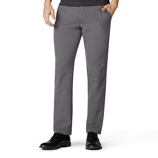 Lee Triflex Pro Men's No Iron Straight Fit Flat Front Pant