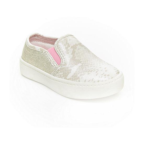 Carter's Toddler Girls Nettie Slip-On Shoe