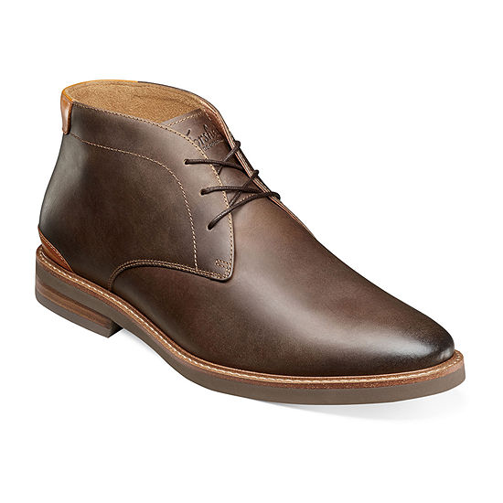 Florsheim Mens Highland Chukka Dress Boots