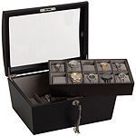 Locking Watch Box