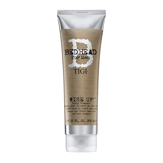 Bed Head® by TIGI® for Men Wise Up Scalp Shampoo - 8.45 oz.