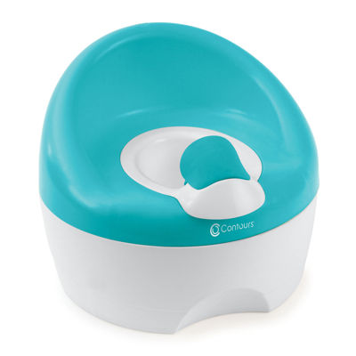 Contours 3-in-1 Potty - Aqua