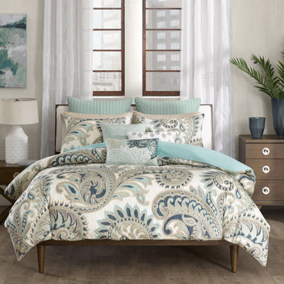 INK+IVY Mira 3-pc. Duvet Cover Set