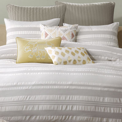 INK+IVY Lakeside 3-pc. Duvet Cover Set