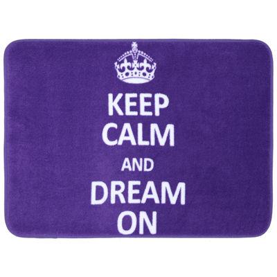 Mohawk Home® Keep Calm and Dream On Bath Rug