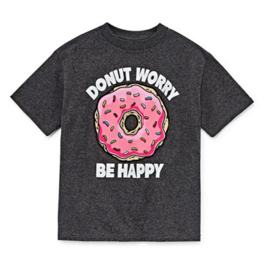 Donut Worry SS T-Shirt F17