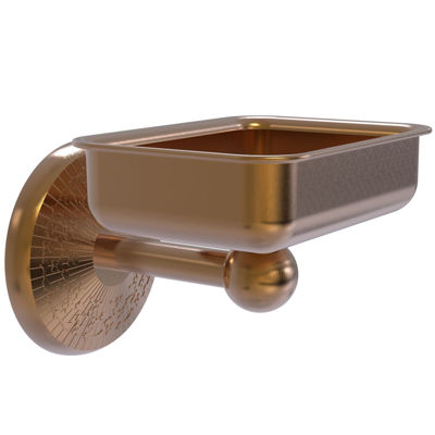 Allied Brass Monte Carlo Collection Wall Mounted Soap Dish
