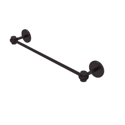 Allied Brass Prestige Monte Carlo Collection 18 Inch Towel Bar With Integrated Hooks