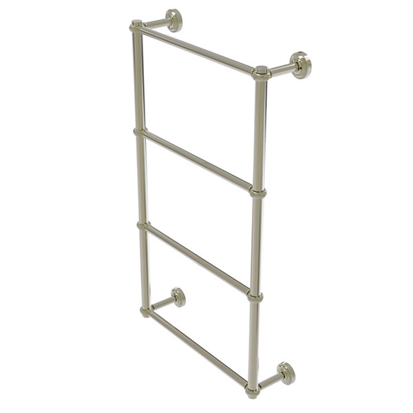 Dottingham Collection 4 Tier Ladder Towel Bar withTwisted Detail