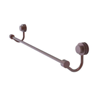 Venus Collection Towel Bar with Dotted Accent