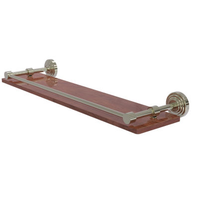 Allied Brass Waverly Place Collection 36 Inch Towel Bar