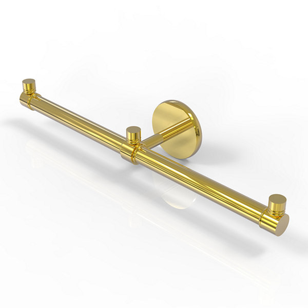 Allied Brass Prestige Skyline Collection 2 Arm Guest Towel Holder