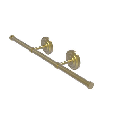 Allied Brass Que New Collection Wall Mounted Horizontal Guest Towel Holder
