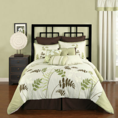 Modern Heirloom Meadowland 8-pc. Floral Comforter Set
