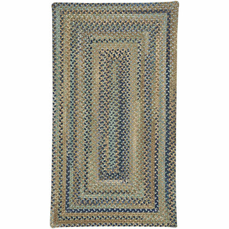 Capel Inc. Tooele Braided Rectangular Indoor Rugs, One Size , Green Product Image