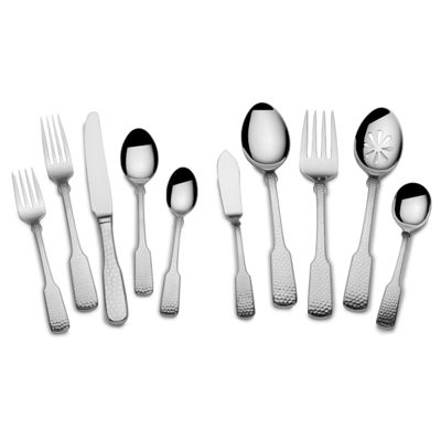 Towle 45-pc. 18/10 Stainless Steel Flatware Set