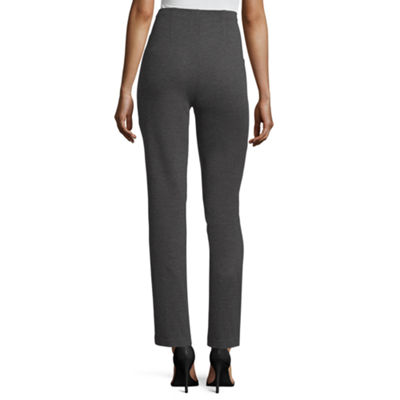Liz Claiborne Ponte Pull-On Pants