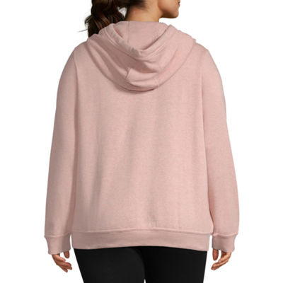 Nike Fleece Long Sleeve Sweatshirt – Plus