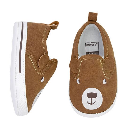 Carter's Boys Low Top Sneaker Boys Slip-On Shoe