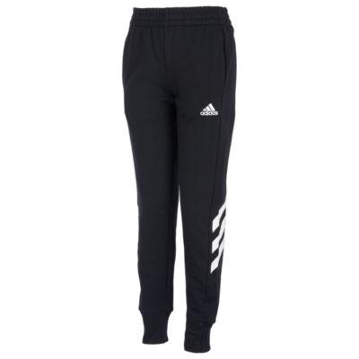 adidas Fleece Jogger Pants - Big Kid Boys