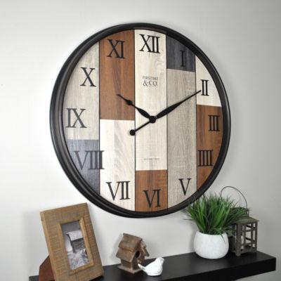 Timberline Wall Clock-00268