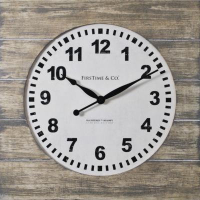 Jackson Square Wall Clock-31067