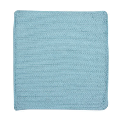 Better Trends Cotton Solid 4-pc. Square Placemats
