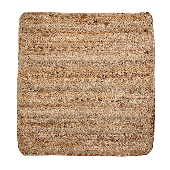 Better Trends Solid Jute Table Linen Collection 4-pc. Placemat
