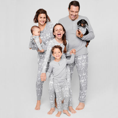 North Pole Trading Company Deer and More Family Pajamas