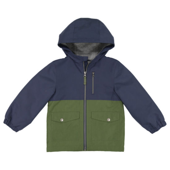 Carter's Fleece Midweight Jacket-Baby Boys