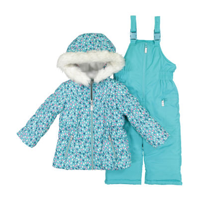 Carter's Midweight Snow Suit Girls