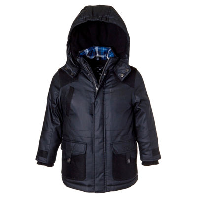 Big Chill Boys Heavyweight Parka-Big Kid