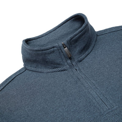 Van Heusen Flex Quarter-Zip Sweater