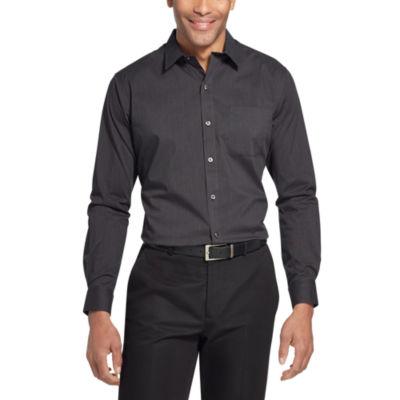 Van Heusen Traveler Slim Button-Down Shirt