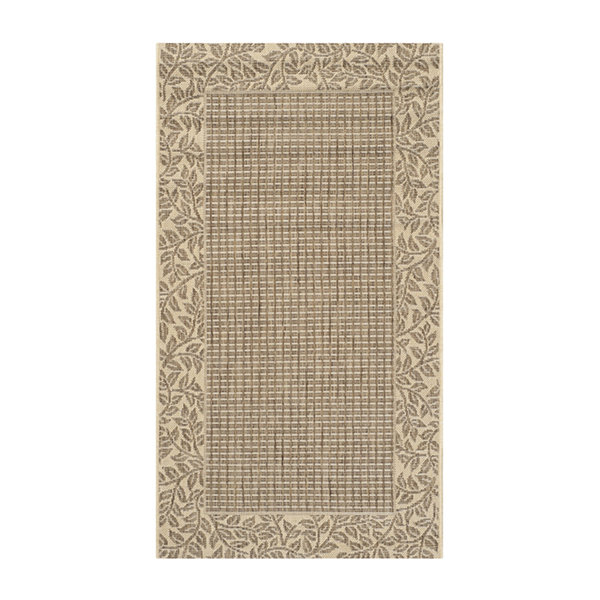 Safavieh Courtyard Collection Chad Oriental Indoor/Outdoor Area Rug