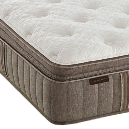 Stearns & Foster® Ella Grace Luxury Plush European Pillow-Top - Mattress Only