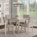 Hillsdale House 4-pc. Rectangular Dining Set