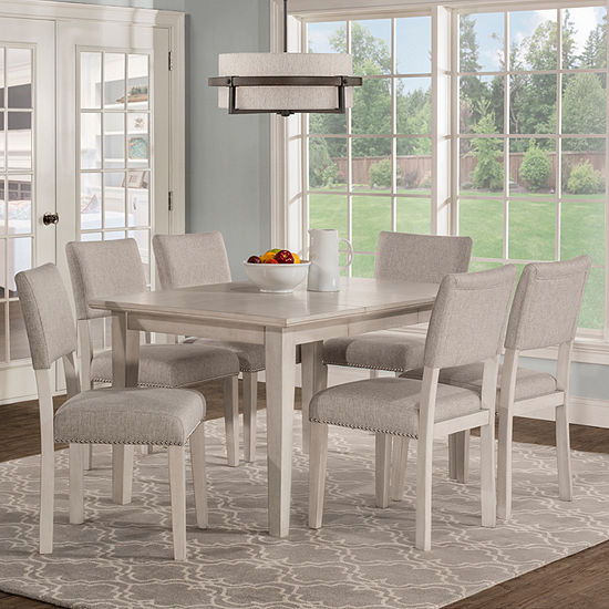 Hillsdale House 7-pc. Rectangular Dining Set