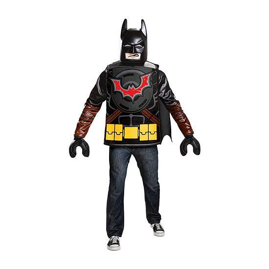 Lego Movie 2 Batman Adult Costume
