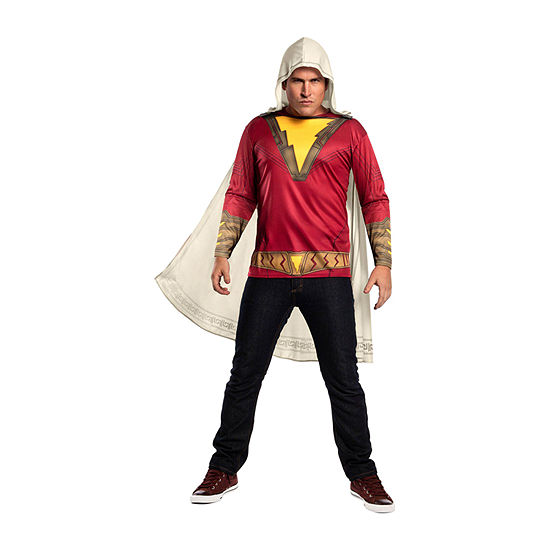 Shazam! Men's Adult Top One Size Fits Most