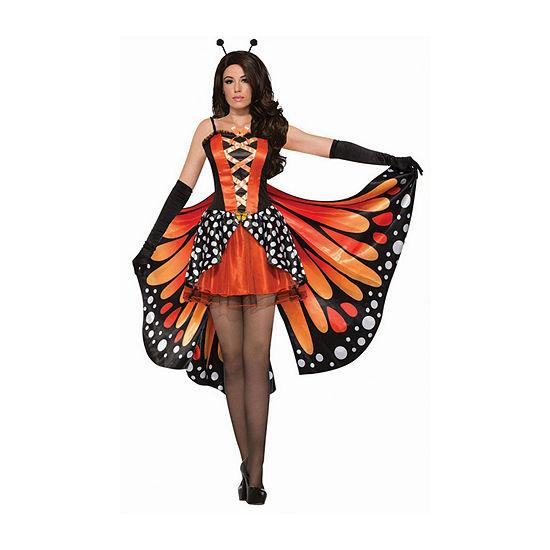 Miss Monarch Costume