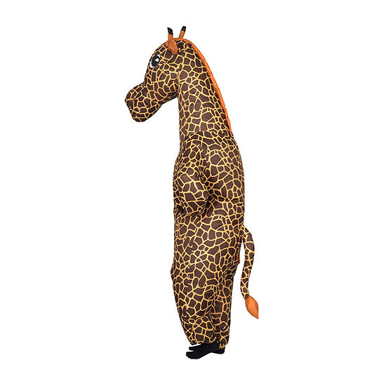 Giraffe Suit Adult One Size Fits Most