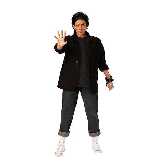 Stranger Things Elevens Punk Look Jacket Adult Halloween Costume