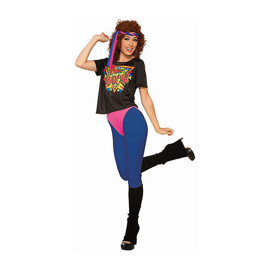 80'S Workout Diva Adult