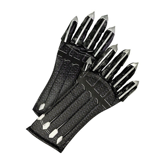 Marvel Avengers Kids Black Panther Deluxe Gloves