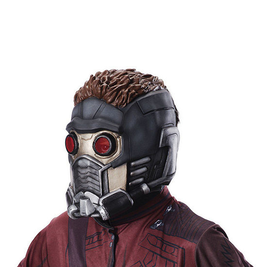 Avengers Kids Star - Lord 1/2 Mask Dress Up Costume Boys