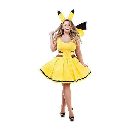 Adult Sassy Plus Catch Me Honey Womens Costume Womens Costume
